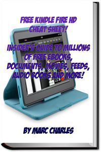 FREE Kindle Fire HD Cheat Sheet Book