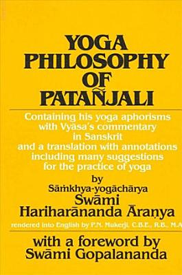 Yoga Philosophy of Patanjali PDF