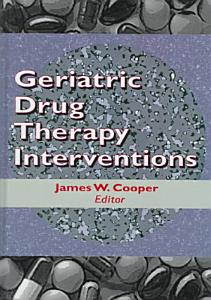 Geriatric Drug Therapy Interventions