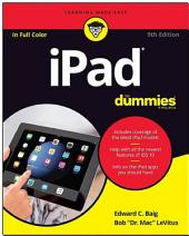 iPad For Dummies: Edition 9