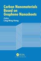 Carbon Nanomaterials Based on Graphene Nanosheets PDF