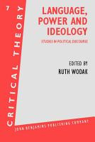 Language  Power and Ideology PDF