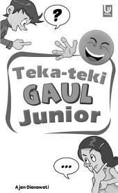 Teka-Teki Gaul Junior