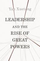 Leadership and the Rise of Great Powers PDF