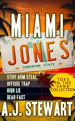 Miami Jones Toes in the Sand Collection, Books 1-4