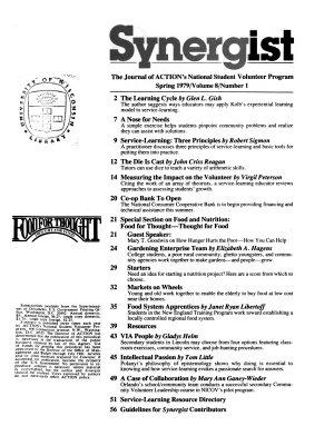 Synergist