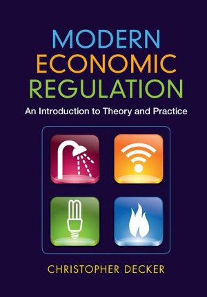 Modern Economic Regulation PDF