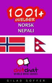 1001+ øvelser norsk - Nepali