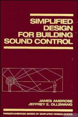 Simplified Design for Building Sound Control PDF