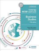 Business Studies PDF