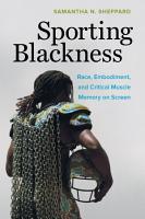 Sporting Blackness PDF