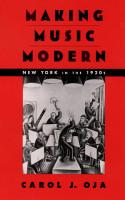 Making Music Modern PDF
