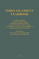 Index Islamicus Volume 2011