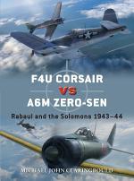 F4U Corsair versus A6M Zero-sen