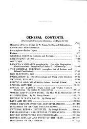 The Reformers' Year Book: Volume 1906
