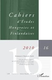 Hommage à François Fejtö