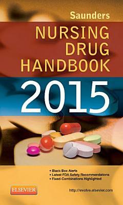 Saunders Nursing Drug Handbook 2015   E Book PDF