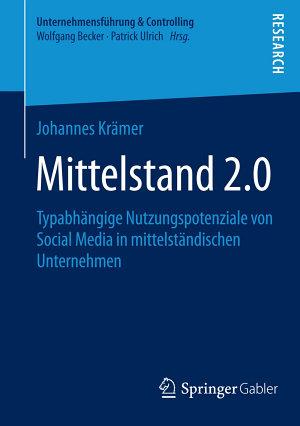 Mittelstand 2 0 PDF