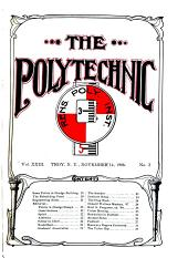 The Polytechnic: Volumes 23-24