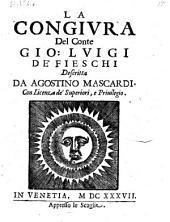 La congiura del conte Giovanni Luigi de' Fieschi (con oppositioni del Taverna e difesa)