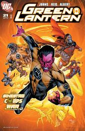 Green Lantern (2005-) #21
