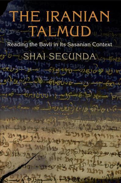 Download The Iranian Talmud Book