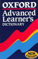 Advanced Learner s PDF