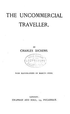 Uncommerical traveller PDF