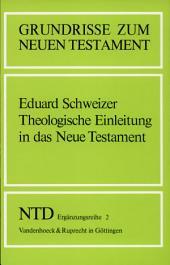 Theologische Einleitung in das Neue Testament