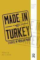 Made in Turkey PDF