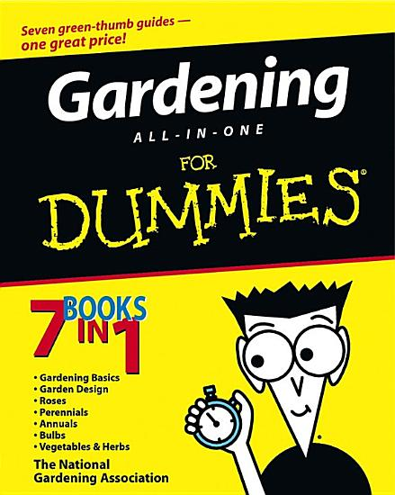 Gardening All in One For Dummies PDF