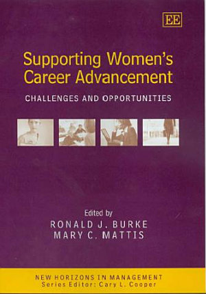 Supporting Women s Career Advancement