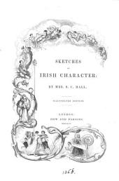 Sketches of Irish character. Illustr. ed