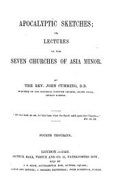 Lecturs on the Seven Churches of Asia Minor