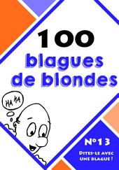 100 blagues de blondes