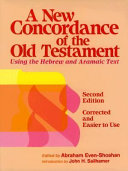 A New Concordance of the Bible PDF