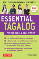 Essential Tagalog Phrasebook   Dictionary PDF