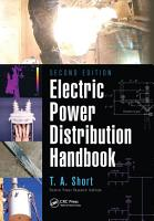 Electric Power Distribution Handbook PDF