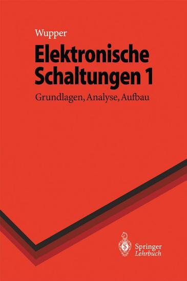 Elektronische Schaltungen 1 PDF