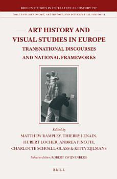 Art History and Visual Studies in Europe PDF