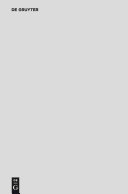 Introduction to the New Testament  History  culture  and religion of the Hellenistic age Book