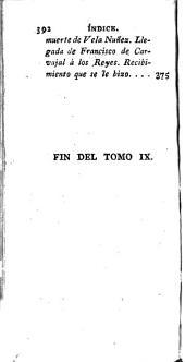 Historia general del Perú: ó, Commentarios reales de los Incas, Volumen 9