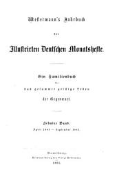 Westermanns Monatshefte: Band 10