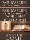 Download Fair Warning Series Book