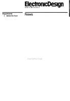 Electronic Design PDF