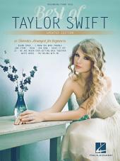 Best of Taylor Swift - Beginning Piano Solo: Updated Edition