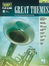 Great Themes: Trumpet Play-Along, Volume 4