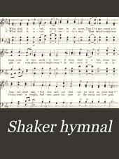 Shaker hymnal