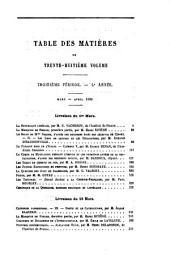 Revue des deux mondes: Volume38