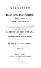 Narrative of the Texan Santa F   Expedition PDF